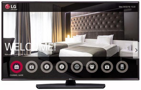 LG Hotel-TV 43LV341H